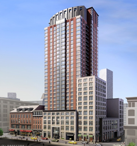 Apartmentrent: Archstone Boston Luxury Apartments For Rent