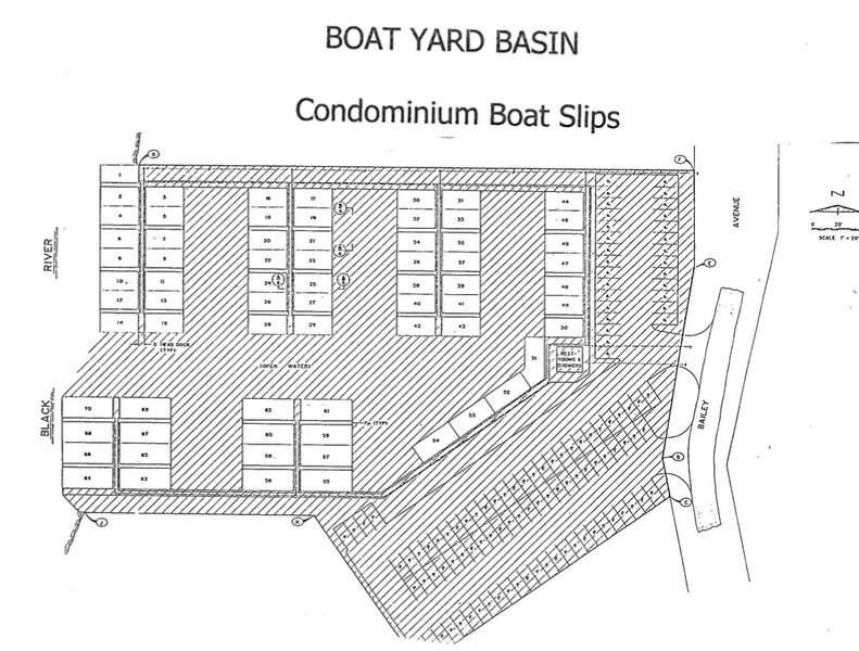 Marina Boat Slips Boat Yard Basin