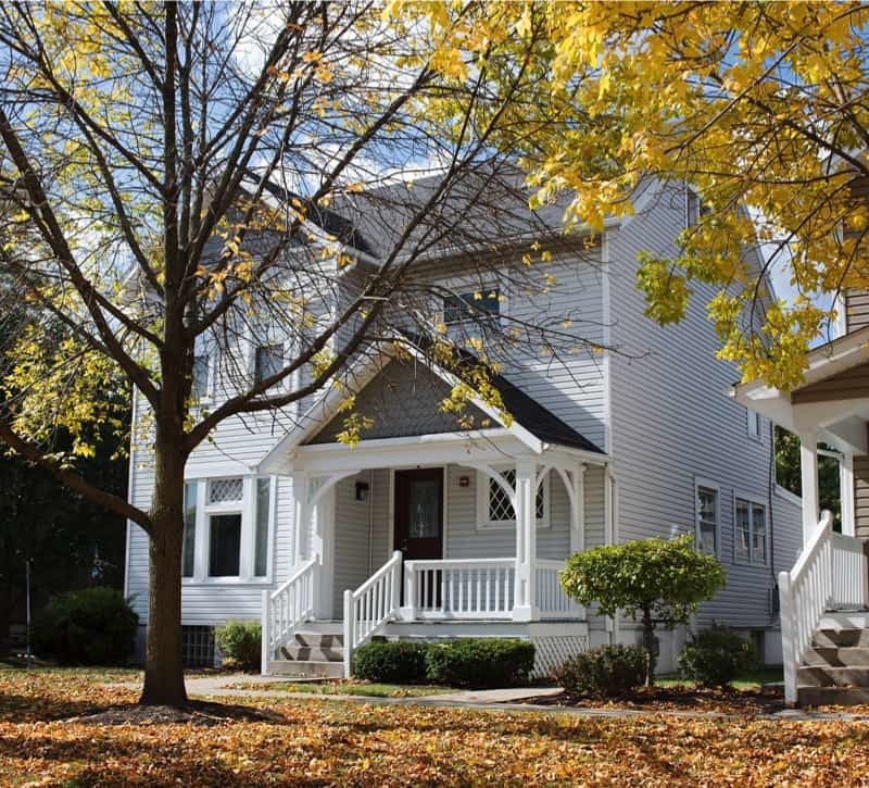 Maintaining Curb Appeal All Year Long Three Pines